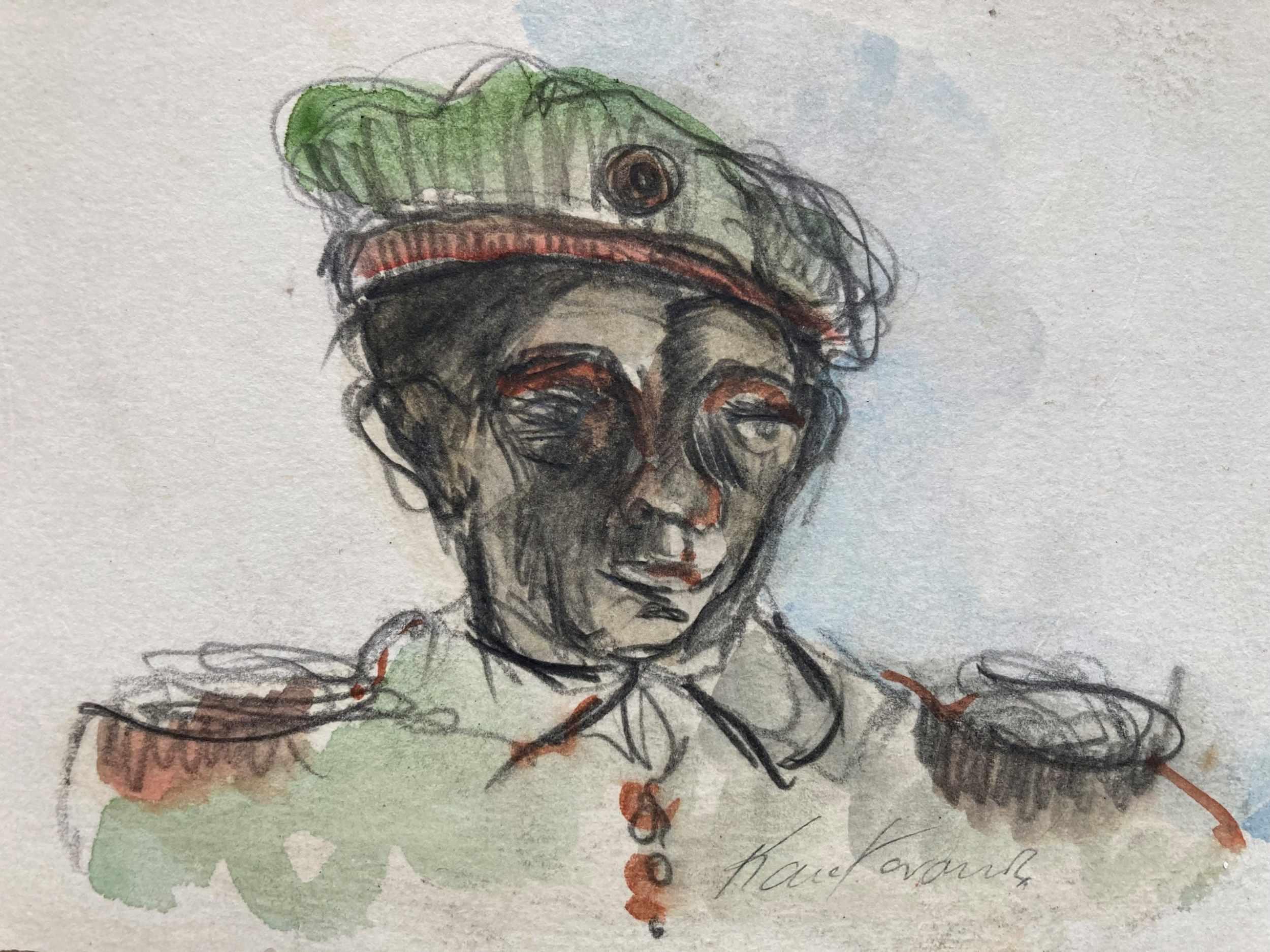 L'histoire du soldat - Serge kantorowicz - 2