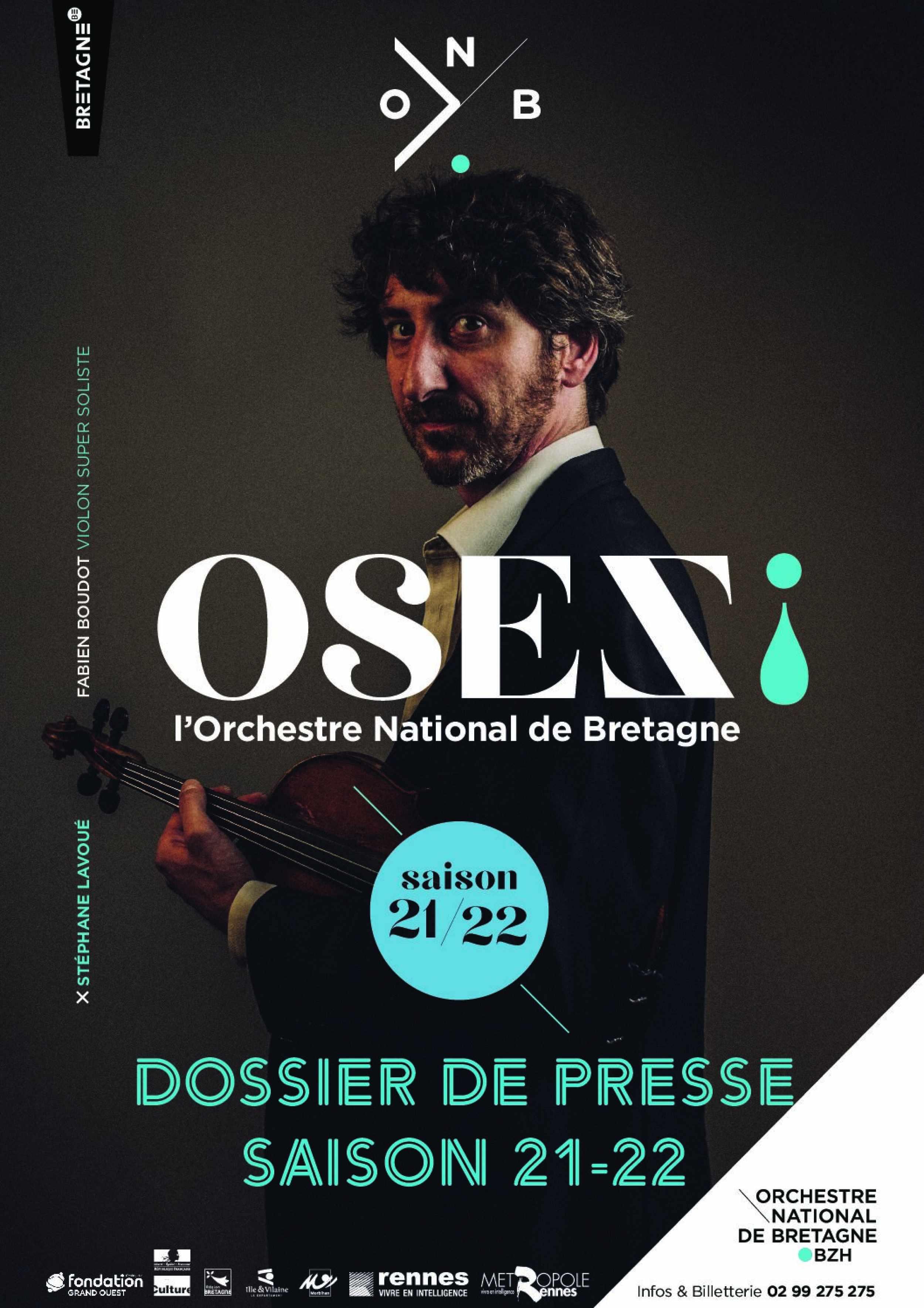 ONB Dossier de presse 2021-2022